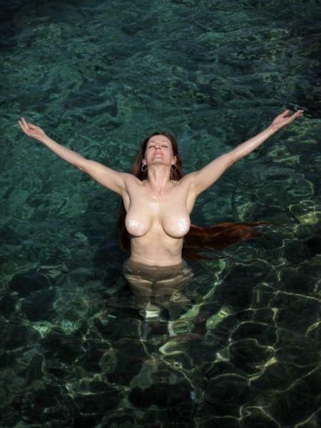 mermaid erased